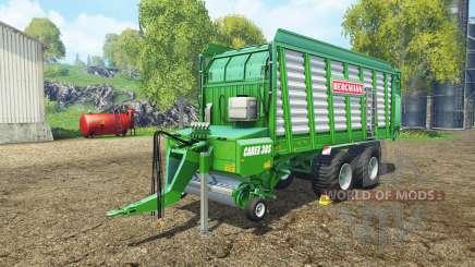 BERGMANN Carex 38S v1.2 pour Farming Simulator 2015