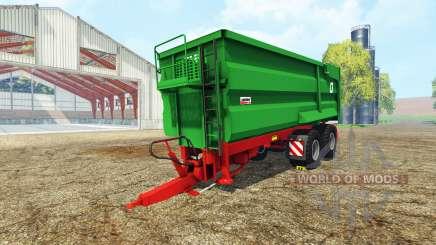 Kroger MUK 303 pour Farming Simulator 2015