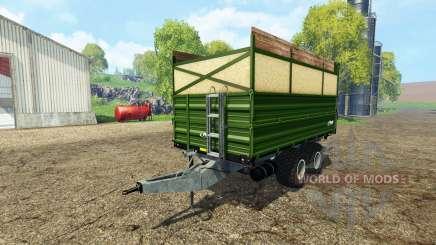 Fliegl TDK 160 v1.1 pour Farming Simulator 2015
