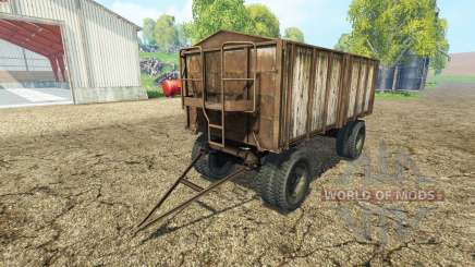 Kroger HKD 302 v2.0 für Farming Simulator 2015