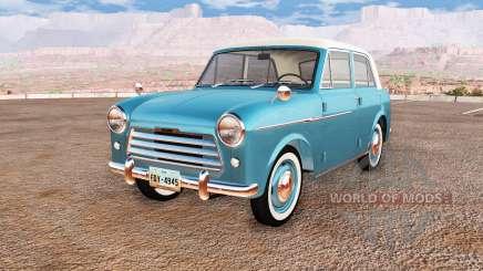 Satsuma 210 1958 v3.0 pour BeamNG Drive