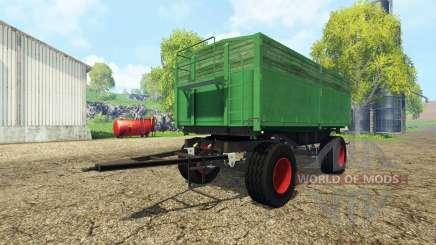 Kempf 16T für Farming Simulator 2015