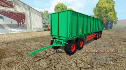Aguas-Tenias 36T für Farming Simulator 2015