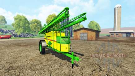 Dammann Profi-Class 5036 pour Farming Simulator 2015