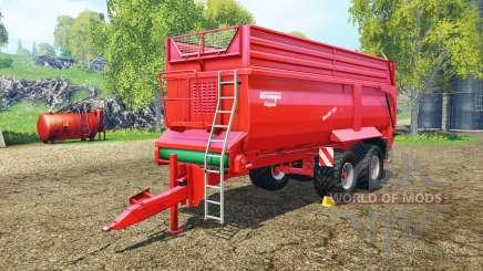 Krampe Bandit 750 pour Farming Simulator 2015