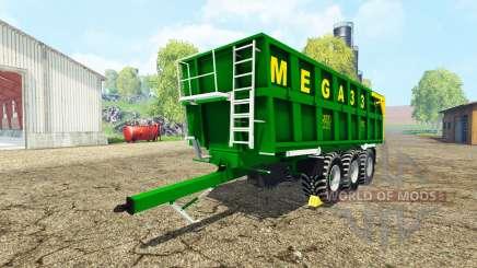 ZDT Mega 33 für Farming Simulator 2015