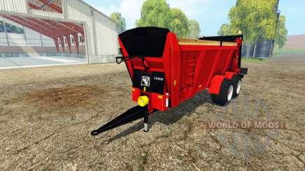 Gilibert Herax 20 v2.1 pour Farming Simulator 2015