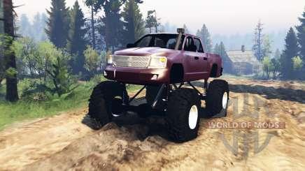 Dodge Dakota TTC v2.0 pour Spin Tires