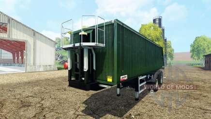 Kroger SMK 34 pour Farming Simulator 2015