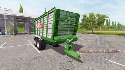 BERGMANN HTW 40 für Farming Simulator 2017