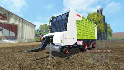 CLAAS Cargos 9600 pour Farming Simulator 2015