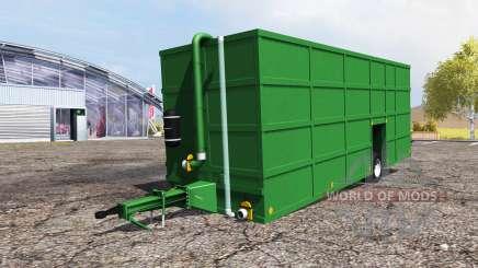 Krassort manure container v1.1 für Farming Simulator 2013
