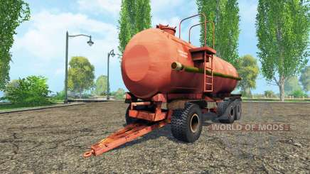 MZHT 16 pour Farming Simulator 2015