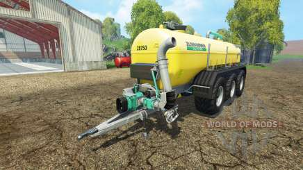 Zunhammer SK 28750 v1.1 pour Farming Simulator 2015