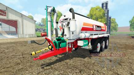 Bossini B200 v3.1 pour Farming Simulator 2015