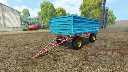 Tractor trailer pour Farming Simulator 2015