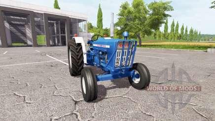 Ford 4000 für Farming Simulator 2017
