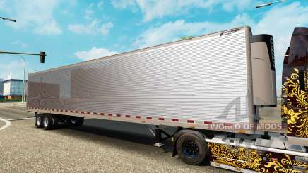 Une collection de remorques états-unis pour Euro Truck Simulator 2