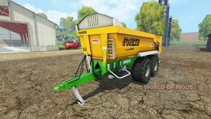 JOSKIN Trans-KTP 22-50 v2.1 für Farming Simulator 2015