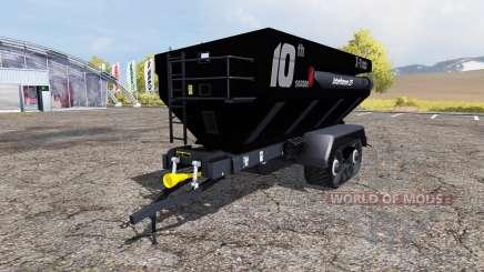 Perard Interbenne 25 X-Track pour Farming Simulator 2013