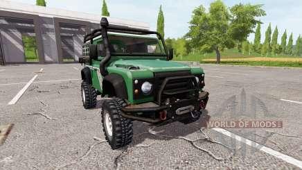 Land Rover Defender 90 pour Farming Simulator 2017