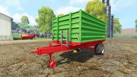 Strautmann SEK 802 pour Farming Simulator 2015