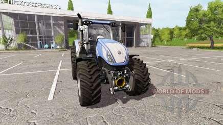 New Holland T7.315 v2.1 für Farming Simulator 2017