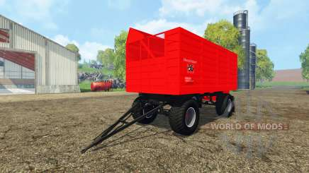 Massey Ferguson HW 80 pour Farming Simulator 2015