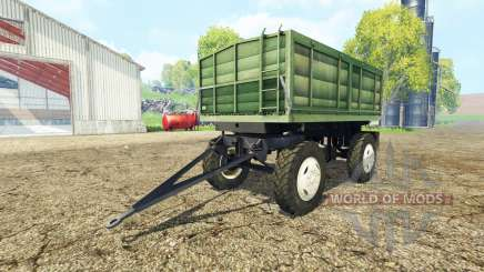 Remorca für Farming Simulator 2015