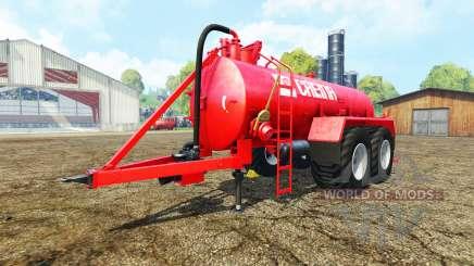 Creina CVC 14000 für Farming Simulator 2015