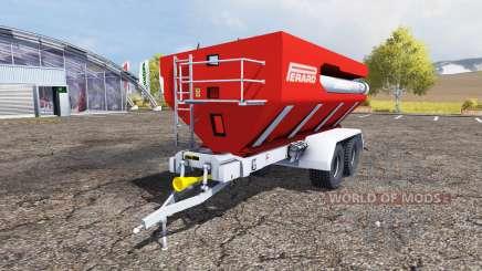 Perard Interbenne 25 v2.3 pour Farming Simulator 2013