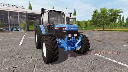 Ford 5640 pour Farming Simulator 2017