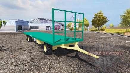 Camara bale trailer v1.1 pour Farming Simulator 2013