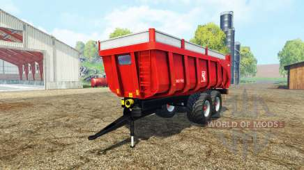 Gilibert 1800 PRO pour Farming Simulator 2015