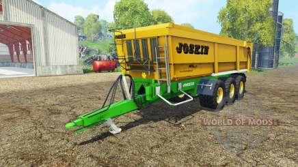 JOSKIN Trans-Space 8000-23 v4.1 für Farming Simulator 2015