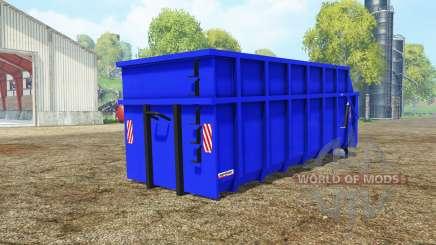 Kroger Agroliner container pour Farming Simulator 2015
