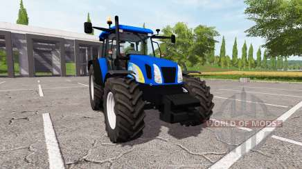 New Holland TL100A v1.1 für Farming Simulator 2017