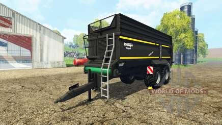 Krampe Bandit 750 v2.0 pour Farming Simulator 2015