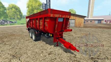 Gilibert 1800 PRO für Farming Simulator 2015