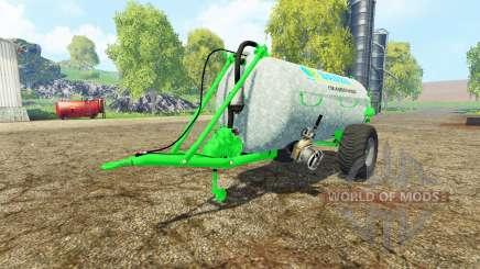 Bauer VB50 pour Farming Simulator 2015