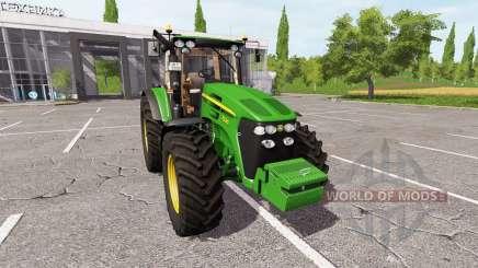 John Deere 7830 v2.2 für Farming Simulator 2017