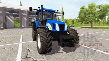 New Holland T5050 für Farming Simulator 2017