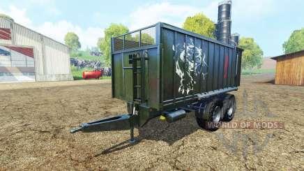 Fliegl TMK 266 black panther edition v1.1 pour Farming Simulator 2015