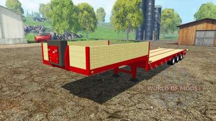 Semitrailer ACTM für Farming Simulator 2015