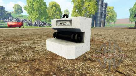 Weight Maxwell pour Farming Simulator 2015