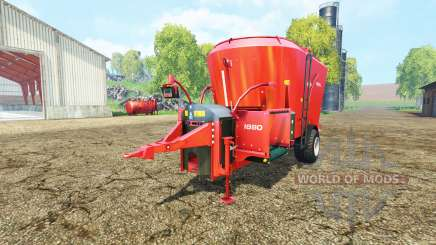 Kuhn Profile 1880 pour Farming Simulator 2015