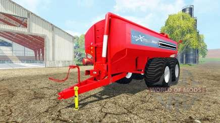 Jamesway MaxX-Trac für Farming Simulator 2015