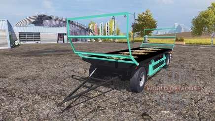 Oehler OL ZDK 120 B für Farming Simulator 2013