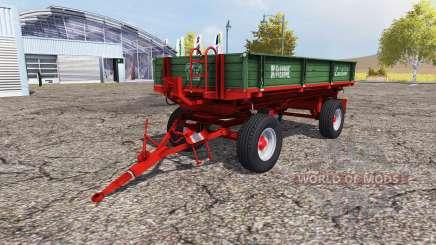 Krone Emsland v1.1 pour Farming Simulator 2013