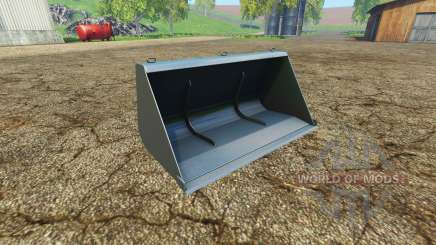 Bigger shovel v1.2.2 pour Farming Simulator 2015